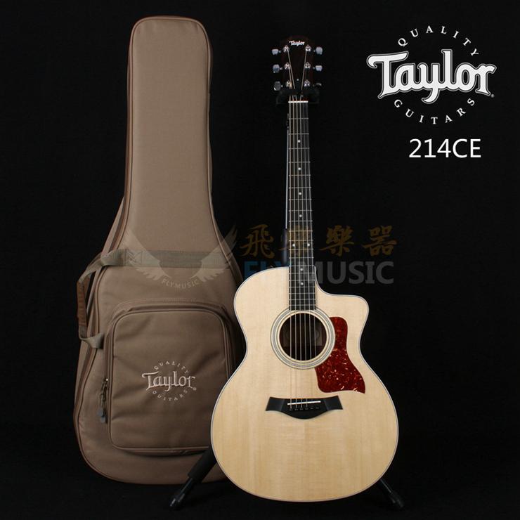 彰显活力和新概念的原声木吉他顶级品牌-泰勒