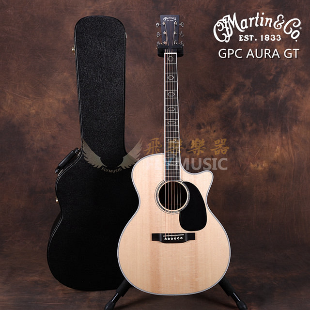 martin gpc aura gt martin acoustic flymusic martin taylor gibson. Black Bedroom Furniture Sets. Home Design Ideas