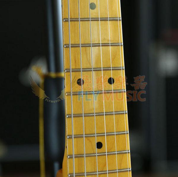 英特吉vintage v52 tele电吉他
