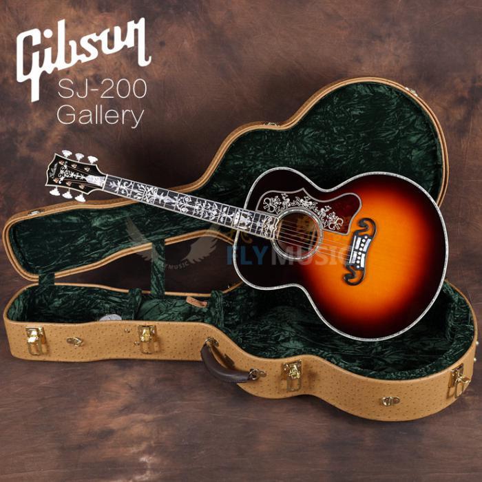 淘宝网站的费用_吉普森Gibson SJ200 Gallery VS大师美术馆木吉他 限量6只_Gibson_民谣 ...