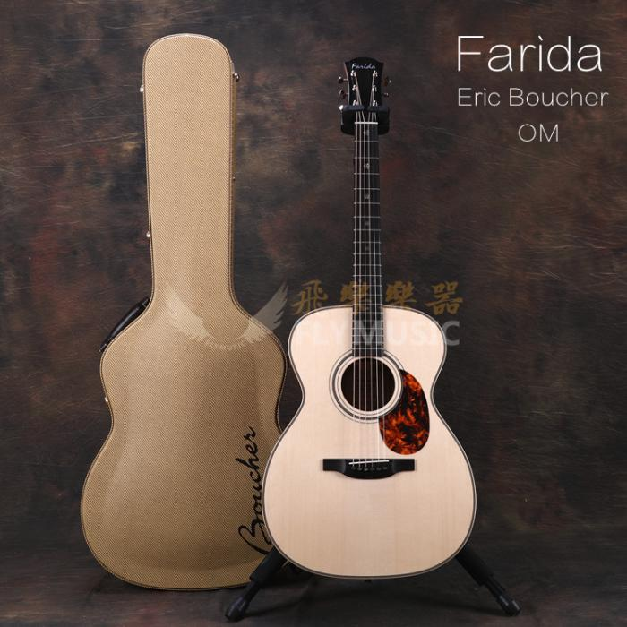 丽达教学视频_法丽达farida Eric Boucher OM手工吉他_Farida法丽达_民谣吉他Acoustic ...